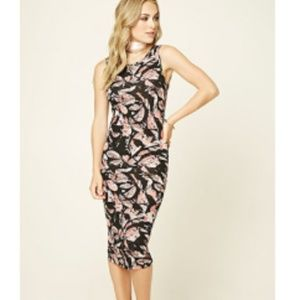 3 for $19 ❤️ forever 21 floral pattern dress